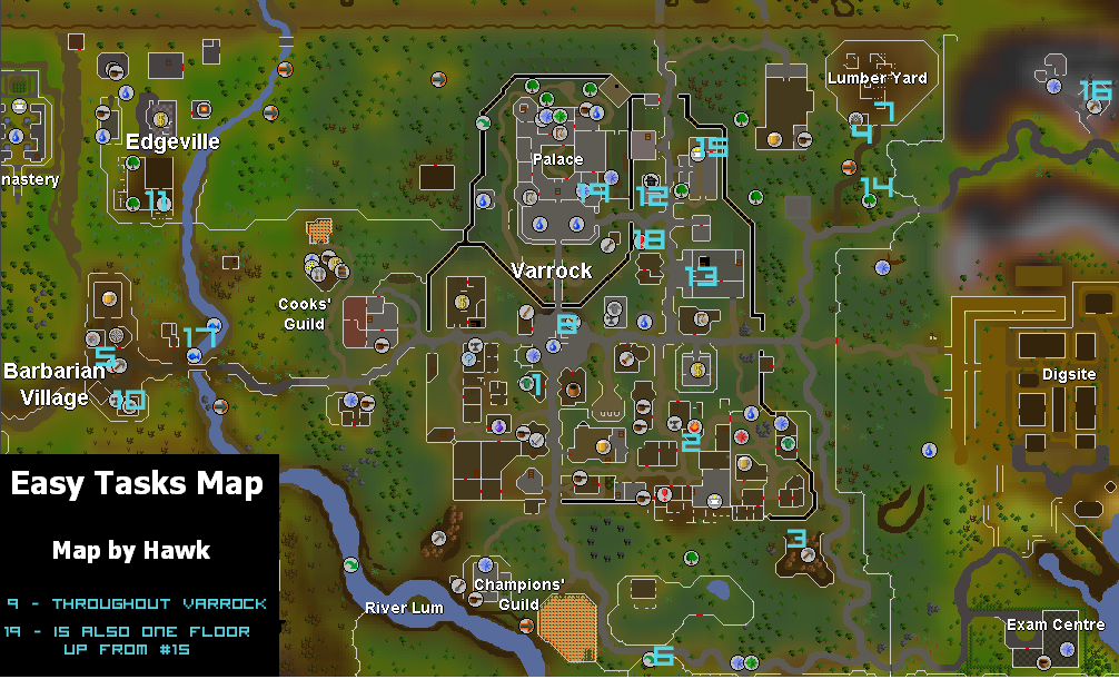 how to get to edgeville from varrock